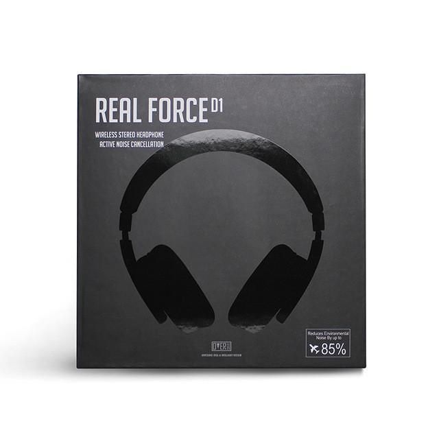 Active Noise Cancelling Wireless Bluetooth Headphones with microphone