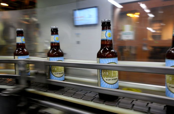 Schlafly Beer 'recalibrating for growth' with brewery expansion : Business