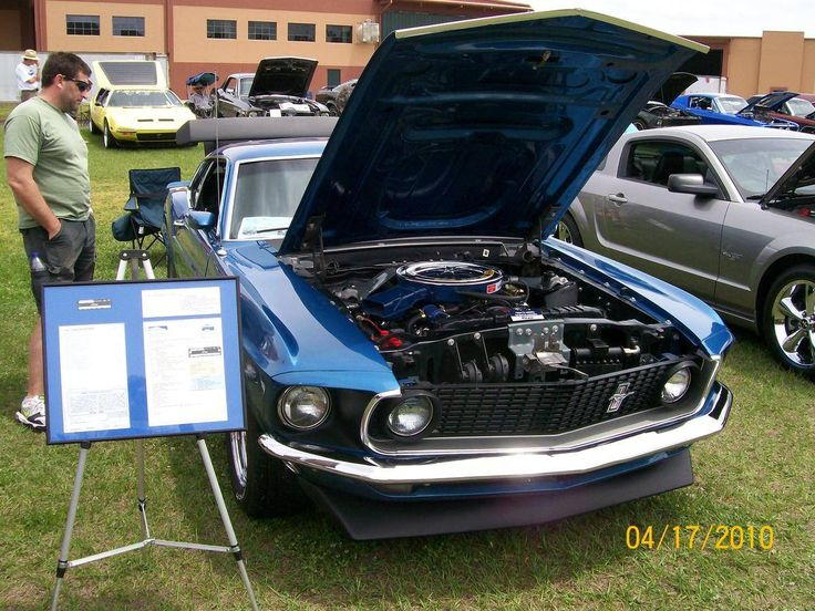 1969 Ford Mustang for sale #1965664 - Hemmings Motor News