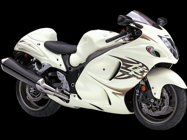 Attractive A Sweet Fast Bike ~ #Hayabusa 2012