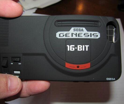 Sega Genesis iPhone Case - https://tiwib.co/sega-genesis-iphone-case/ #GamerStuff #gifts #giftideas #2017giftideas #xmas