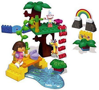 Mega Bloks Dora's Adventure at Rainbow Rocks