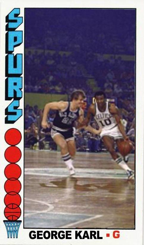 George Karl San Antonio Spurs
