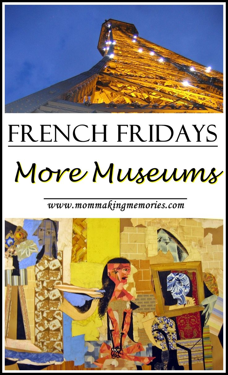 French Fridays series. Exploring more museums... Picasso, Carnavalet, Cognacq Jay and Place des Vosges