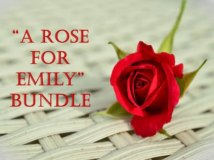 Literary analysis of the book a rose for emily by william faulkner