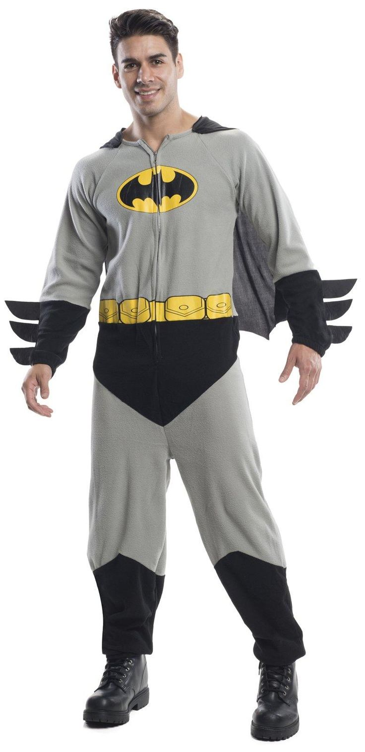 Awesome Costumes Batman Adult Onesie Costume just added...