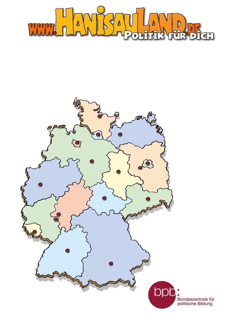 Bundesländer Dtl . interaktiv Titelbild