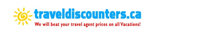 Traveldiscounters - Vacation packages, all inclusive vacations and last minute deals