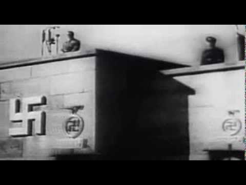 Leni Riefenstahl, Le Triomphe de la Volonté (Extrait), 1935