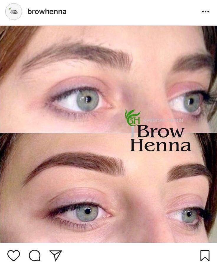 Jual Ertos Brow Henna: Pin Van Irina Levchuk Op BH Brow Henna The Best Organic