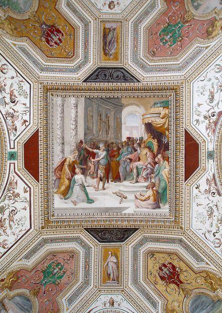 Caprarola, Palazzo Farnese, Lazio, Italy