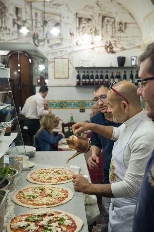 Napolis beste pizza.