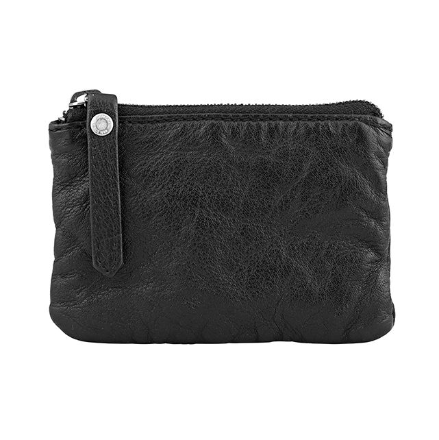 Urban Choice, credit card purse, style 11244. Black.