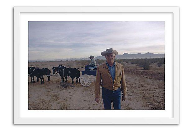 Slim Aarons, Barry Goldwater on OneKingsLane.com