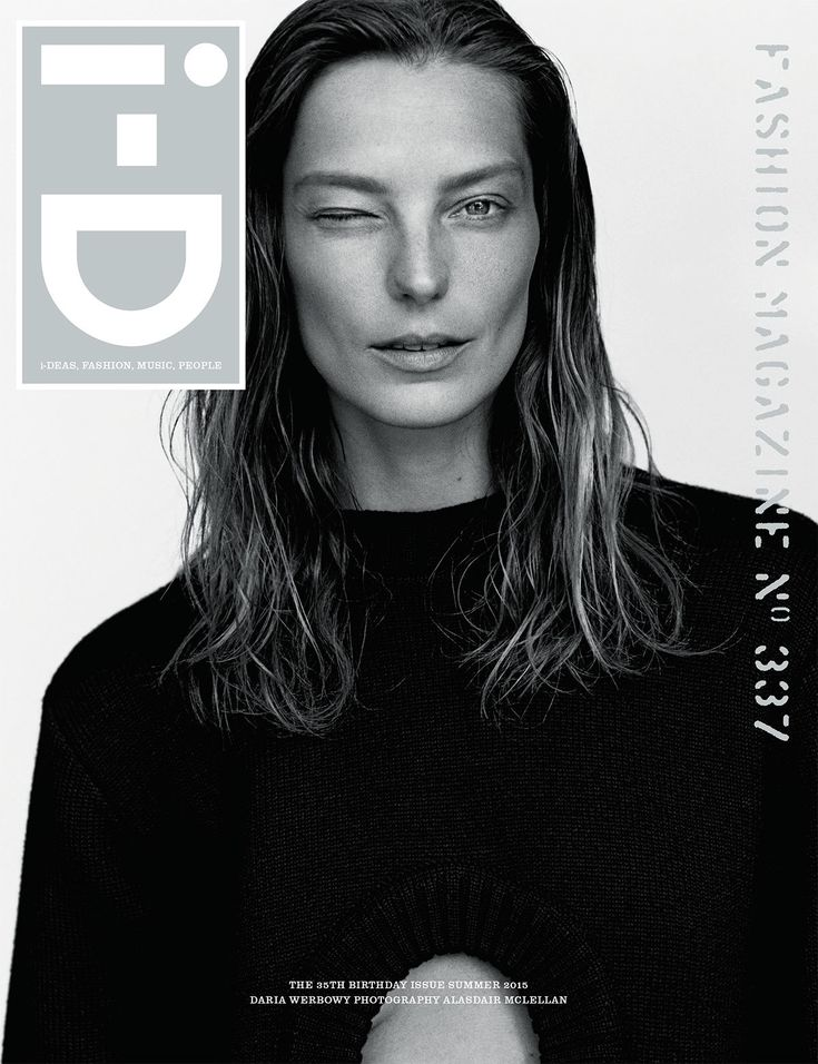 è uscito il 35th birthday issue di i-d | read | i-D