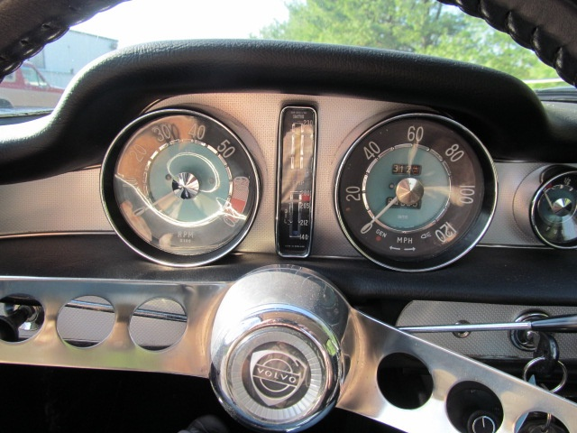 1965 VOLVO P1800- can not wait to start working on Catfish =]. This is what the gages look like too =]