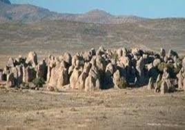City of Rocks State Park, one of the top three outdoor attractions to be found in the area (the other two being the Gila Cliff Dwellings and the Catwalk).