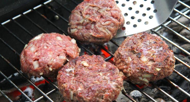 Hamburgerhús recept grillen   APRÓSÉF.HU - receptek képekkel