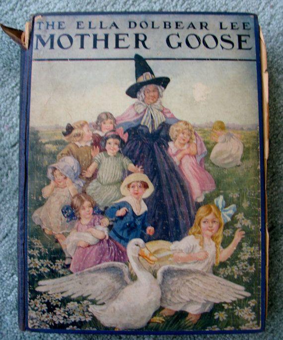 Vintage nursery rhymes