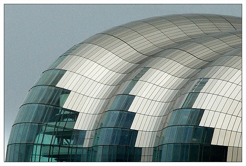 The Sage in Gateshead   Norman Foster