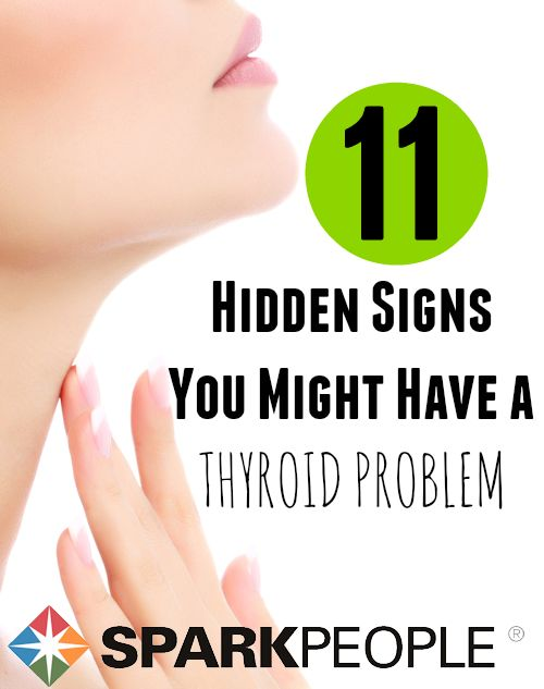 Feeling run-down, exhausted, irritable? Is your health not what it used to be? You could have a thyroid problem? Check out these 11 hidden signs you might need to get your thyroid a check up.