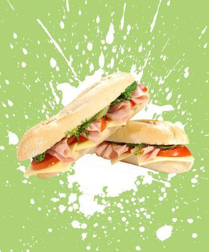 1000+ Ideas About Subway Sandwich On Pinterest