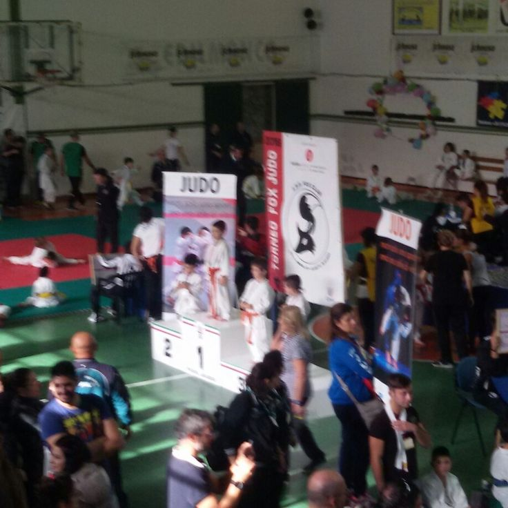 Prima gara della stagione per I piccoli dello Judo Club Shindo Ryu😊
