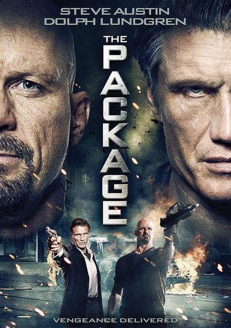 "Details on ""Stone Cold"" Steve Austin's Movie ""The Package"""