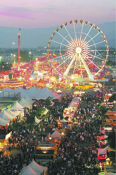 The Los Angeles County Fair is the largest county fair in North America and is celebrating over 90 years of fun, so expect one giant party with great entertainment!