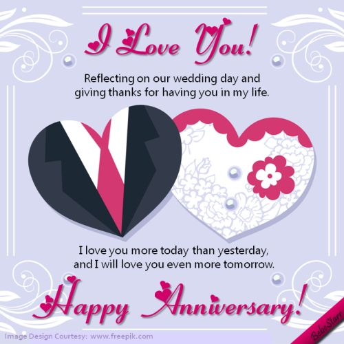 Wedding anniversary ecards with photo : Silver wedding anniversary ecards mini bridal