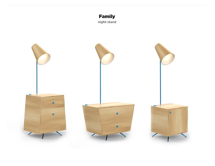 New Scandinavian Furniture Concepts on Behance by Flying Objects Lighting design