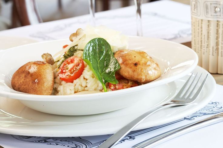 Pick your ideal meal from our extensive menu