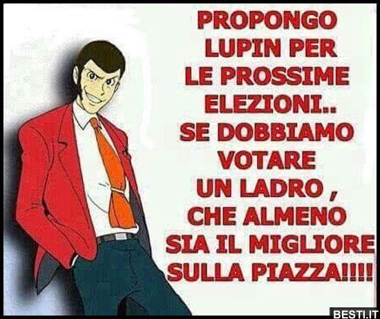 Propongo Lupin