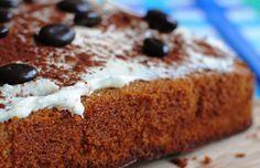 Goddelijke cappuccino cake