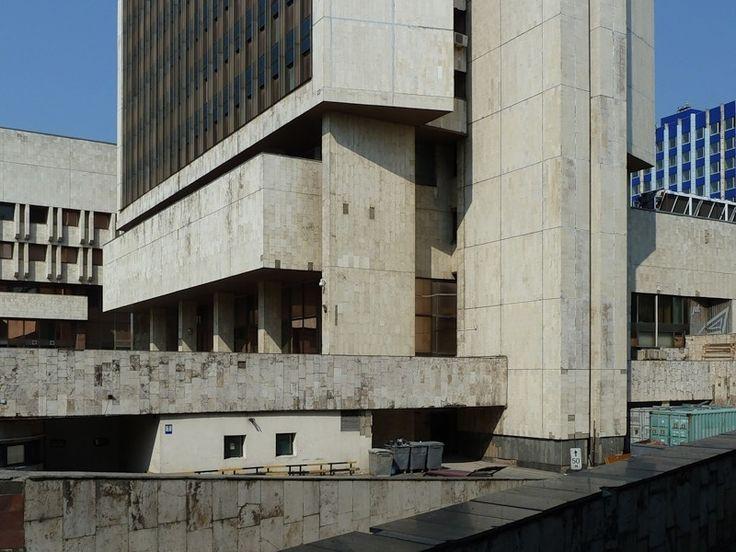 СОВМОД - Здание Роскосмоса