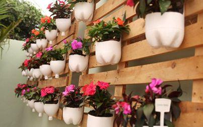 Floreiras Suspensas