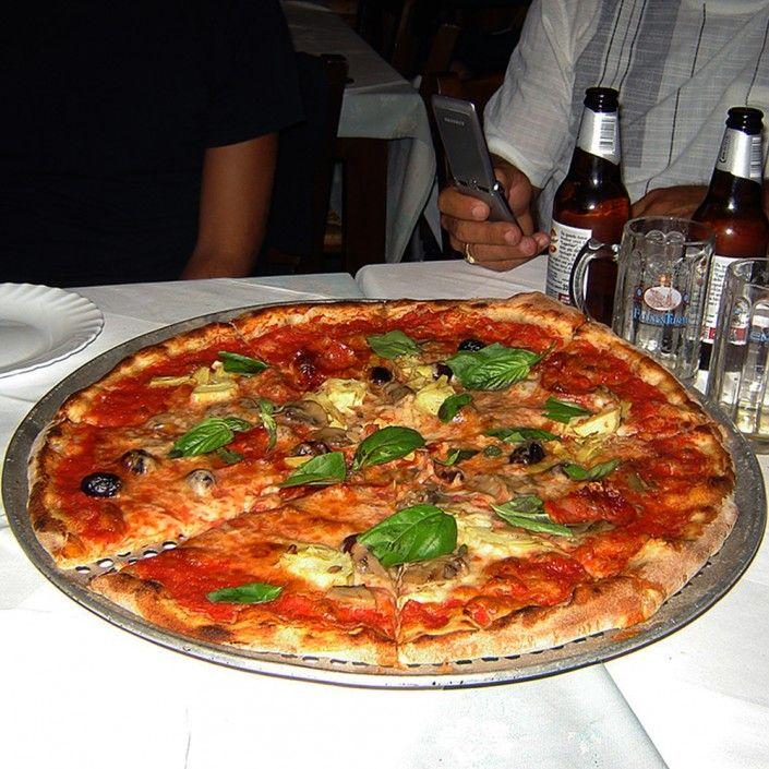 Il curioso caso della pizza Carmelitana del quartiere Gagliano di Catanzaro