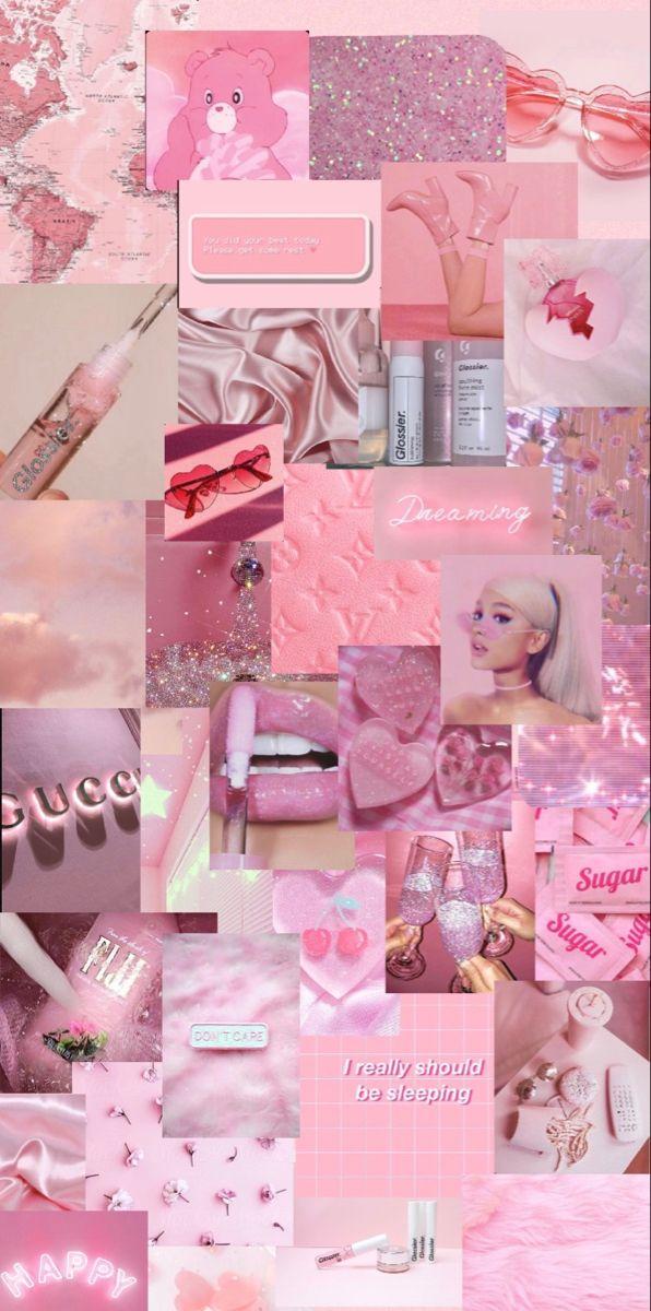 Pink Wallpaper Pink Wallpaper Iphone Wallpaper Girly Pink Wallpaper Girly Best of girly aesthetic girly wallpaper