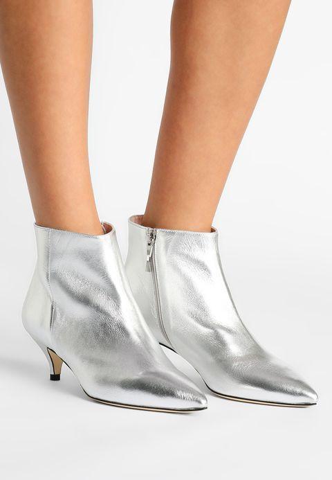 68b4ea78cffd kate spade new york OLLY - Ankle Boot - silver - Zalando.de