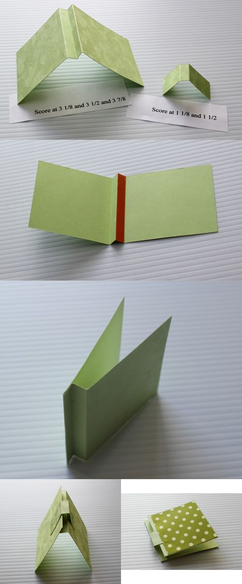 Post-it notepad holder