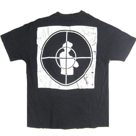 Vintage Public Enemy 1988 T-shirt