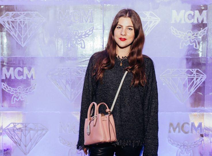 Abend-Outfit für das MCM Store-Opening im JOURlook