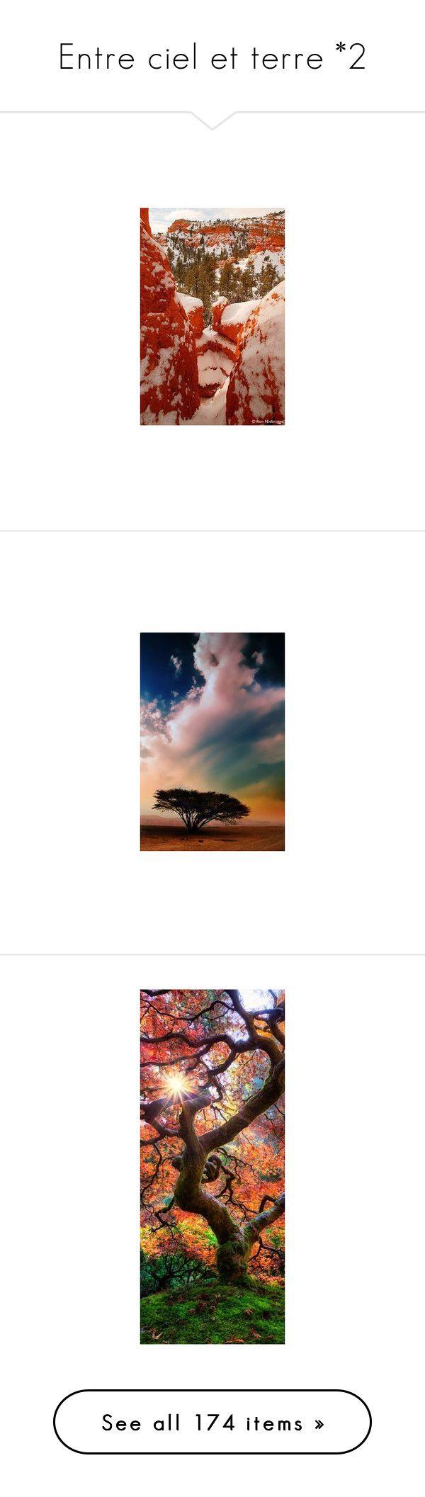 """Entre ciel et terre *2"" by insoumise ❤ liked on Polyvore featuring home, home decor, backgrounds, landscape, pictures, accessories, samsung, purple home decor, purple home accessories and southwestern home decor"