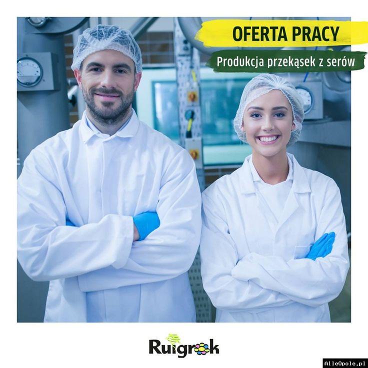 PRODUKCJA PRZEKĄSEK SEROWYCH – PRACA OD ZARAZ   (Opole) http://www.alleopole.pl/