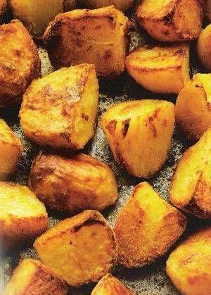 Perfect geroosterde aardappelen uit de oven