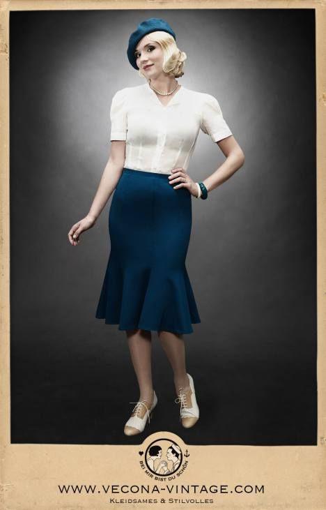 30er Mode @ Pinup-Fashion.de