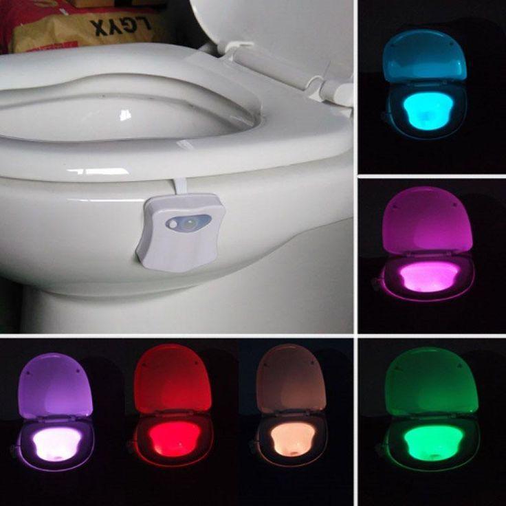 Moderne Kreative Kunststoff 8 Farben Andern Batterie Bewegung