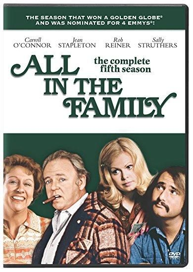 Sally Struthers & Rob Reiner & Bob LaHendro & Paul Bogartm -All in the Family: Complete Fifth Season
