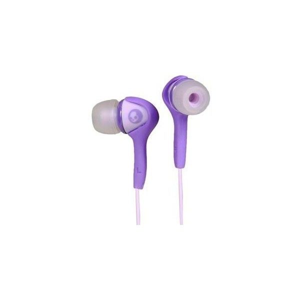 Skullcandy Smokin' Bud Earbuds Purple ❤ liked on Polyvore featuring accessories, tech accessories, skullcandy, skullcandy earbuds and earphones earbuds