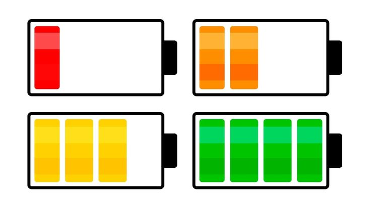 Battery charge level - Adobe Illustrator cs6 tutorial. How to draw accum...
